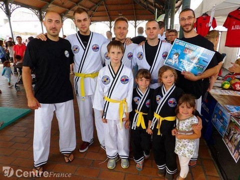forum des associations hapkido orléans