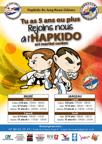 hapkido Orléans